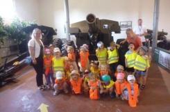 2021-07-13 - Biedronki - Wycieczka do Centrum Szkolenia Artylerii i Uzbrojenia