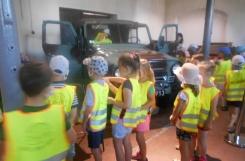 2021-07-13 - Sowy - Wycieczka do Centrum Szkolenia Artylerii i Uzbrojenia