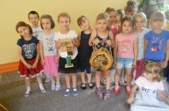 2021-07-26 - Mrówki - Domki dla owadów - Dziękujemy dzieciom z przedszkola z Aleksandrowa Kujawskiego