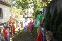 2021-09-07 - Motylki - Zabawa plenerowa z Teatrem Magmowcy