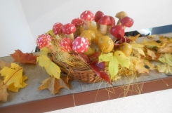 2021-10-07 - Sowy - Tworzymy grzyby