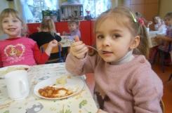 2021-01-13 - Biedronki - Jemy z apetytem - obiad wegański