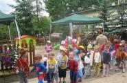 2016-06-10 - Wszystkie grupy - Dzień niemiecki - Parada postaci z bajek
