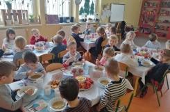 2021-01-21 - Motylki - Elegancki obiad z okazji Dnia Babci i Dziadka